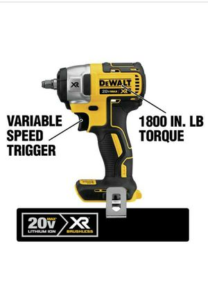 Dewalt XR 3/8 impact wrench for Sale in Westmont, IL