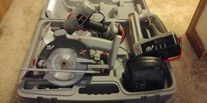 Craftsman Special Edition Power Tool Set for Sale in Rochester, MN