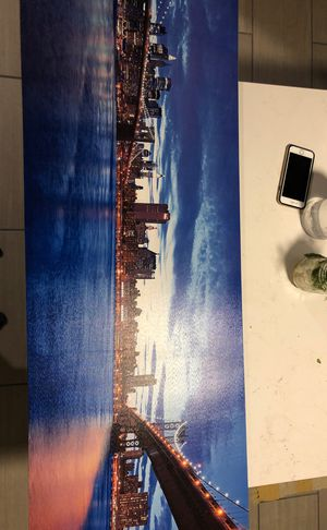 Large Canvas of NYC for Sale in Fort Erie, ON