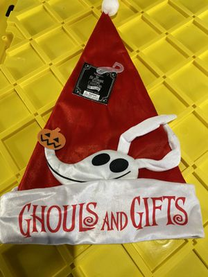 The nightmare before Christmas Santa hat news for Sale in Chicago, IL