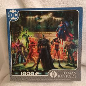 Justice League 1000 Piece for Sale in Clermont, FL