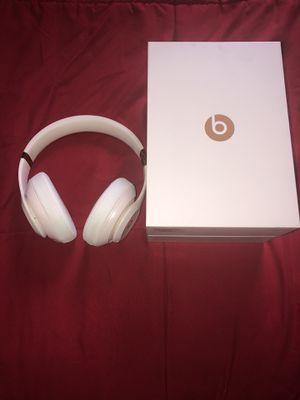 Beats STUDiO 3 WIRELESS HEADPHONES!! for Sale in Atwater, CA