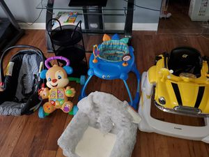 Baby Items everything for $90 today everything must go give me a good offer for Sale in Smyrna, GA