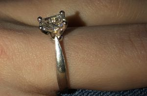 Shane CO. Emerald Cut Engagement Ring for Sale in Arvada, CO
