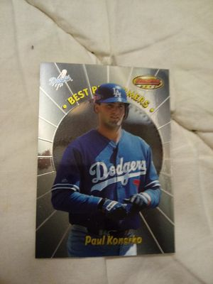 Baseball cards Bowmans Best for Sale in Cleveland, OH