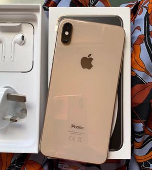 IPhone X max for Sale in Bangor, ME
