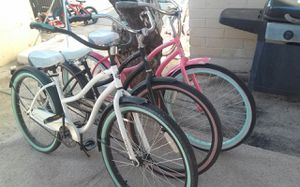"THREE BIKES HUFFY CRANBROOK 26 ""$$120 $$ EACH for Sale in Phoenix, AZ"