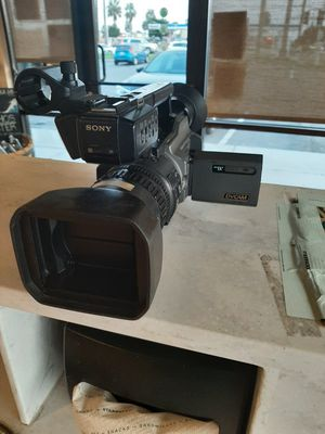 Sony DSR-PD170 dv Camcorder for Sale in Long Beach, CA