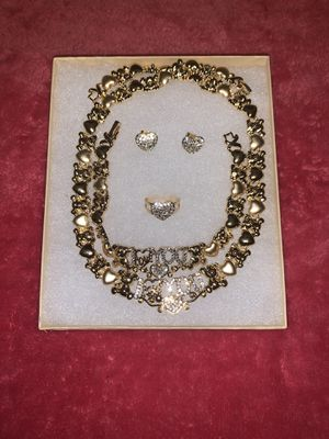 ✨(4) Piece Beautiful Jewelry Set✨ for Sale in Columbia, SC