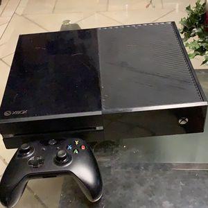 Used Microsoft Xbox One: Black for Sale in Miami Gardens, FL