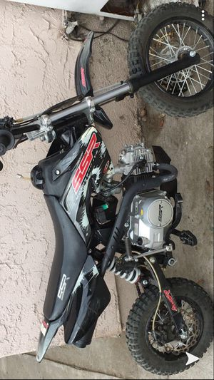 110cc ssr dirtbike for Sale in Los Angeles, CA