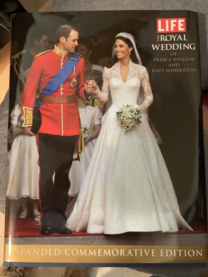 Brand new book of the royal wedding. 5 bucks for Sale in Lake Forest, CA
