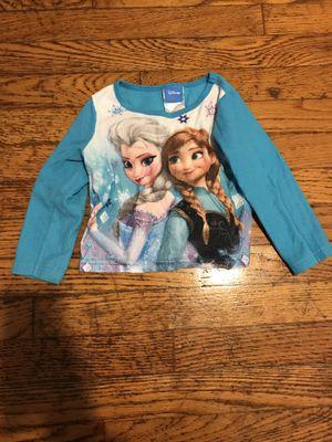 2T Frozen Pajama Shirt for Sale in Boston, MA