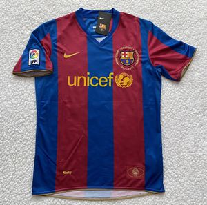 Ronaldinho FC Barcelona Soccer Jersey - Brand New - Men's - Nike 2007 / 2008 Retro Vintage Home Soccer Jersey - Size M / L / XL for Sale in Chicago, IL