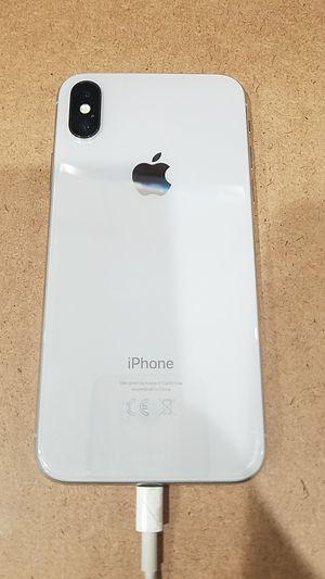 iPhone x unlocked for Sale in Hayward, CA