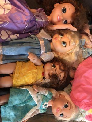 Girls dolls for Sale in Benicia, CA