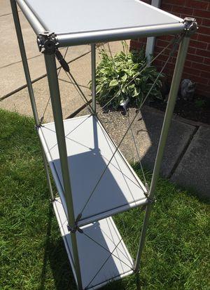 Industrial metal shelf unit for Sale in Clawson, MI