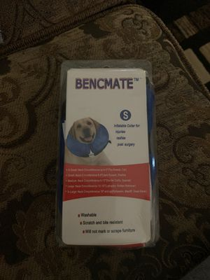Small inflatable collar for small dog for Sale in Hesperia, CA