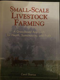 Small-Scale Livestock Farming for Sale in Sacramento,  CA