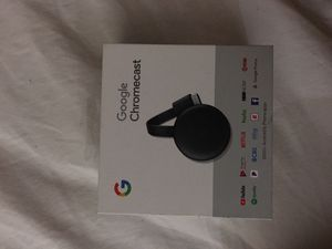 Chromecast (only used twice) for Sale in Miami, FL