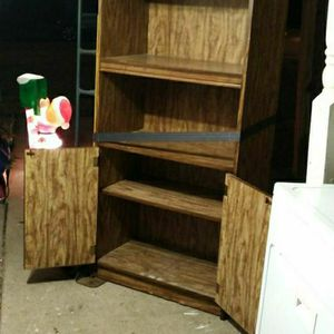 6 Ft Cabinet // Shelf.. Nice for Sale in Fort Worth, TX