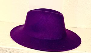 Jazz Hat German Wool Felt high quality for Sale in Houston, TX