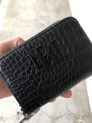 Badgley Mischka Small Black Croco Wallet for Sale in Cerritos, CA