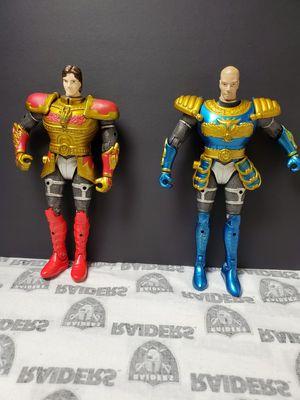 Bandai Mystic Knights of Tir Na Nog Figures for Sale in Santa Ana, CA