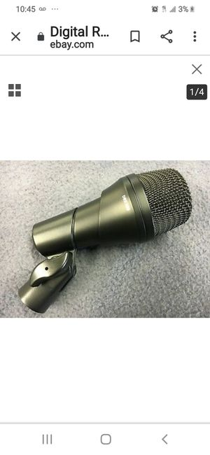 Digital reference DRK 100 microphone for Sale in Boston, MA