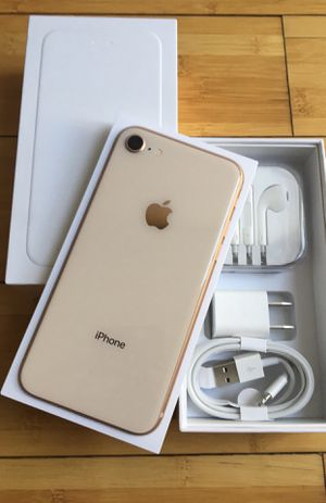 New Condition Apple iPhone 8 Factory Unlocked for Sale in North Miami, FL