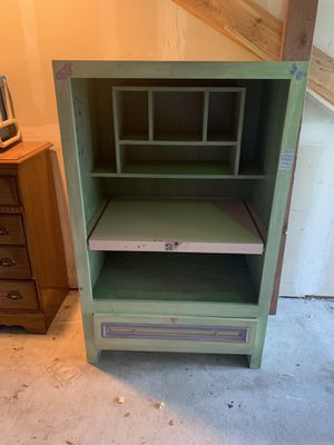 Solid wood kids desk for Sale in Oakland, CA