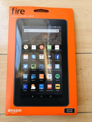 "Amazon Fire Tablet 7"" 8GB Brand New for Sale in Santa Monica, CA"