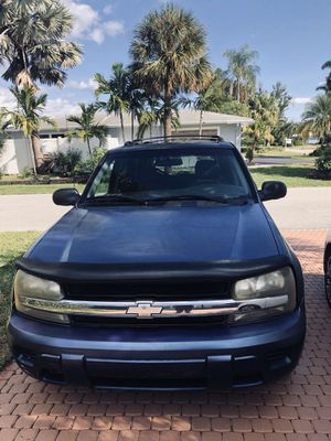 2002 Chevy trail blazer 150.000 org miles for Sale in Fort Lauderdale, FL
