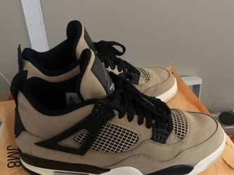 Jordan 4 Fossil/mushroom Size 12 W/ 10.5M for Sale in Brentwood,  TN