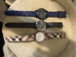 Burberry watches for Sale in Silver Spring, MD