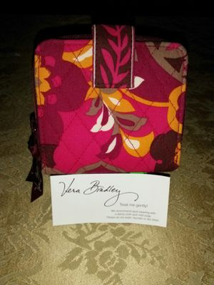 Vera Bradley wallet for Sale in Fort Worth, TX