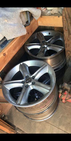 Mustang GT Rims 19s for Sale in Perris, CA