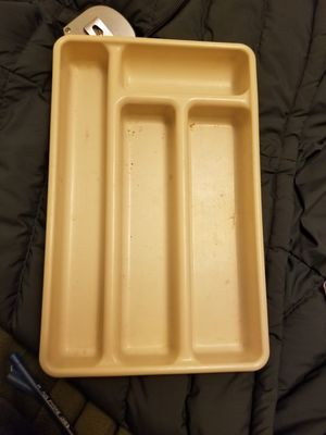 Mini plastic storage tray for Sale in El Cerrito, CA
