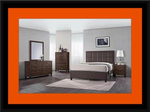B085 11pc complete bedroom set for Sale in Crofton, MD