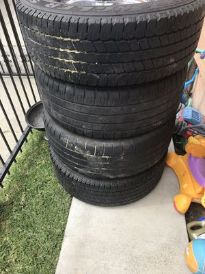 20 Inch Chrome Rims for Sale in Los Angeles, CA