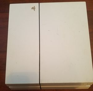 White playstation 4 non working for Sale in Kingman, AZ