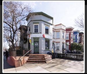 TODAY AUCTION DC BUILDING PROPERTY 90 Ost NW WASHINGTON DC 20001 Retail : Resturant Corner : Commercial Sidewalk Seating for Sale in Washington, DC