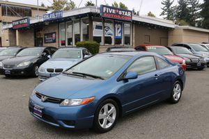 2008 Honda Civic Cpe for Sale in Seattle, WA