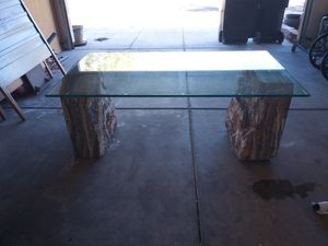 Granite kitchen table for Sale in Scottsdale, AZ