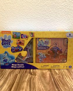 Blue's Clues Game Bundle for Sale in Bellevue,  WA