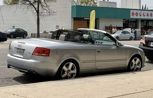 Audi A4 Quatro (S Line) Convertible 2007 for Sale in Los Angeles, CA