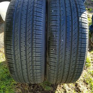 Two Toyo 225/55R19 for Sale in Lacey, WA