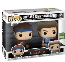Funko Pop! Marvel: Wandavision - Billy and Tommy, Spring Convention Exclusive for Sale in Garden City South,  NY