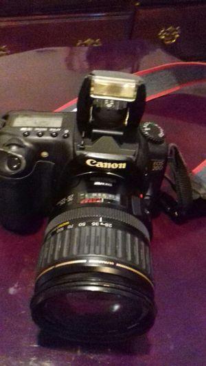 Canon eos 20d digital camera for Sale in Annandale, VA