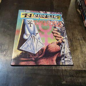 Nemesis The Warlock Book 6 First Print England 1988 Titan Books Graphic Novel. 2000 AD Judge Dredd.. for Sale in Fresno, CA